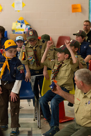 Regional Pinewood Derby hosted by Pack 51
