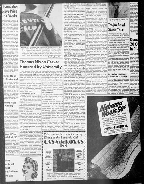 Daily Trojan, Vol. 33, No. 2, June 10, 1941