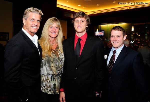 USC Men's Basketball Banquet 2011