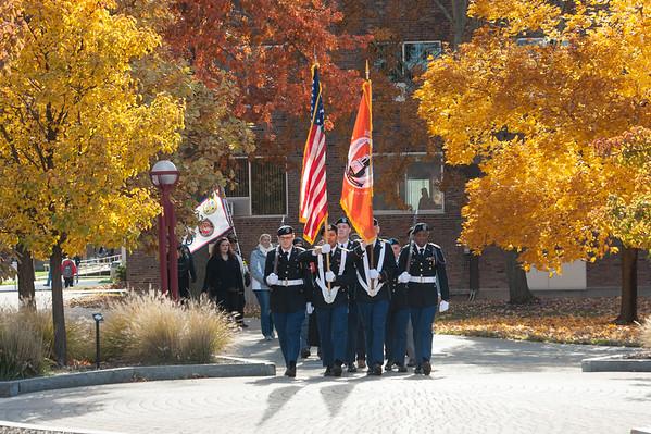 11/8/18 Veteran's Day Silent March