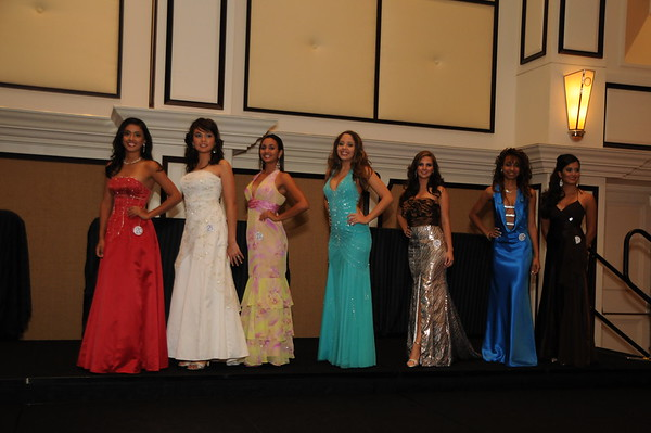 Miss Latina Pageant Crowning @ Buena Vista Palace 8-31-08