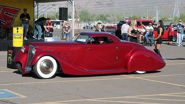 2018 Goodguys Rod & Custom Association Southwest Nationals Award Winners