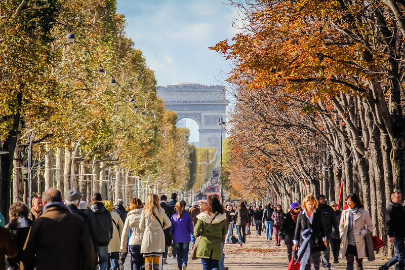 Best Time to Visit Europe Paris France