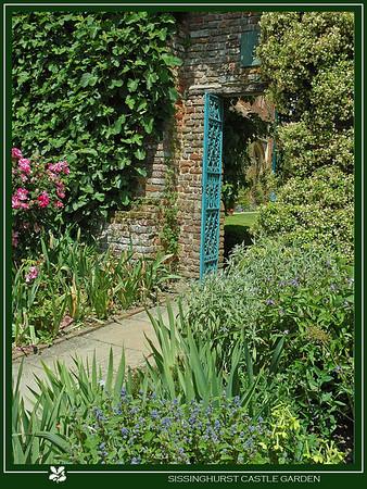 Sissinghurst Castle Garden,Kent