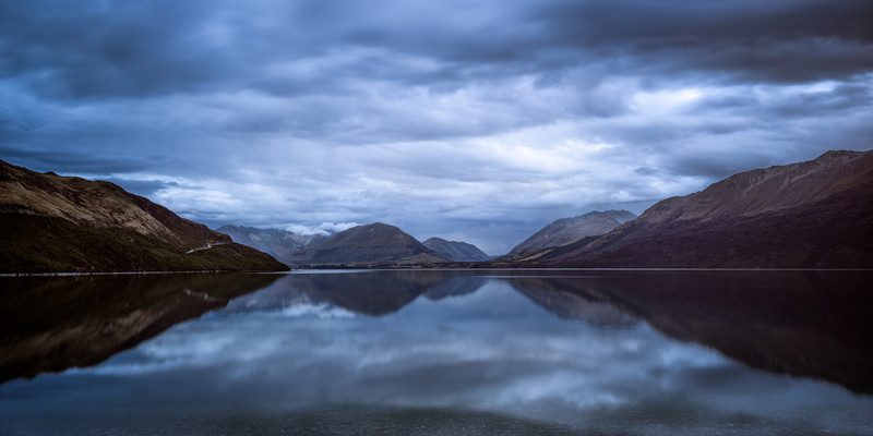 Lake Wakatipu MIrror