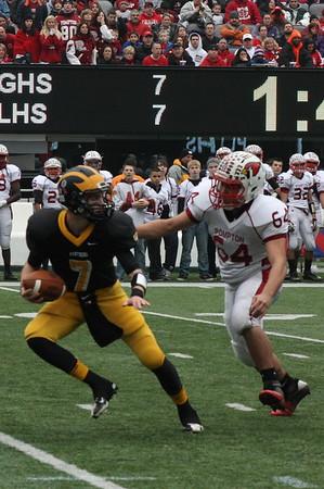 2012 Cedar Grove Football