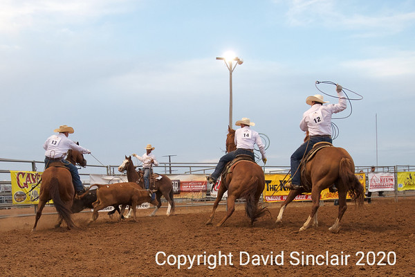 WRCA and Roping