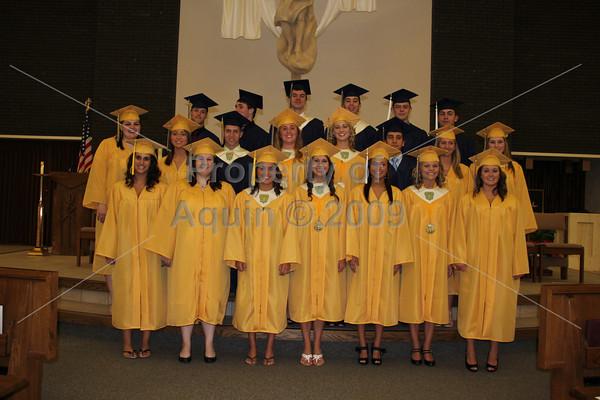 12th grade graduation . 5.27.11
