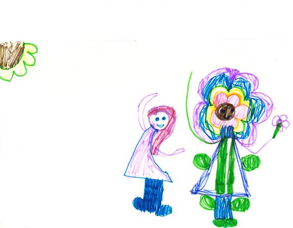 Grandchildren drawings