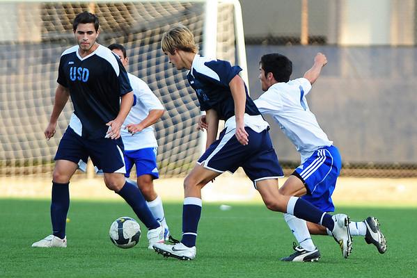 UCSD Men @ USD, 11-8-09