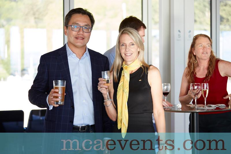 SkyDeck SkyAdvisors Appreciation Party, The University Club, UCB stadium, Berkeley, CA