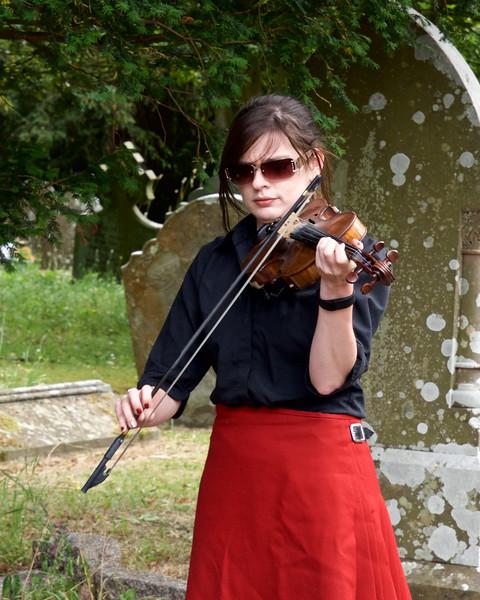 Churchyard music
