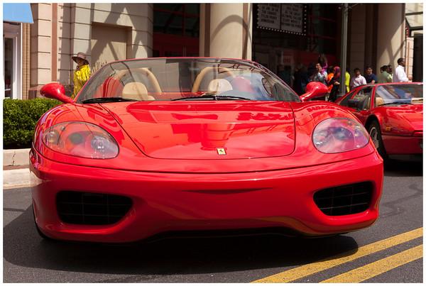 Ferrari's @ Reston Town Center 2013
