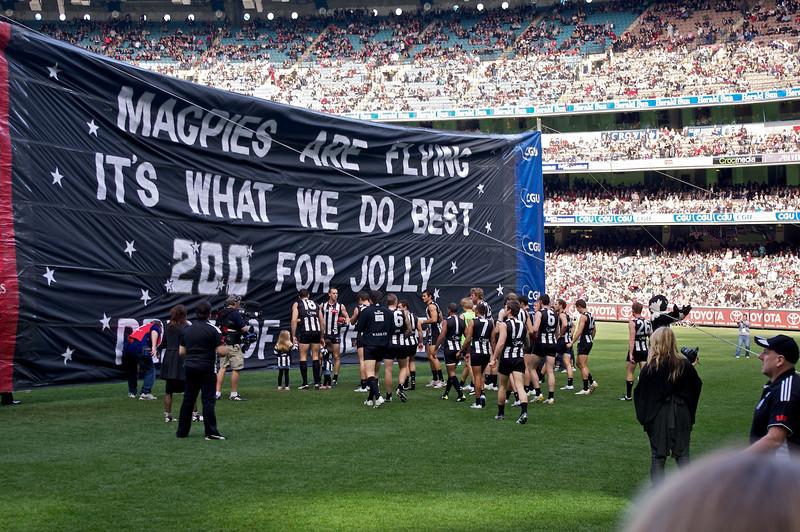 AFL Football at the MCG