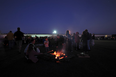 Spruce Creek Bonfire 2010