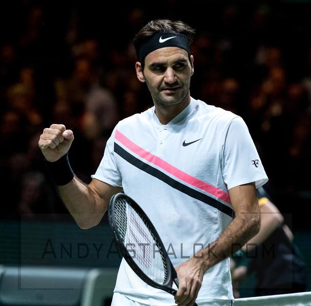 2018 12 FEB - World Tennis Tournament Rotterdam