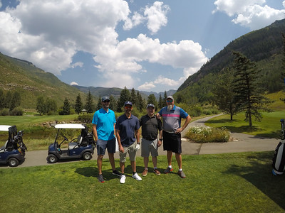 6th Annual Colorado Charity Golf Tournament