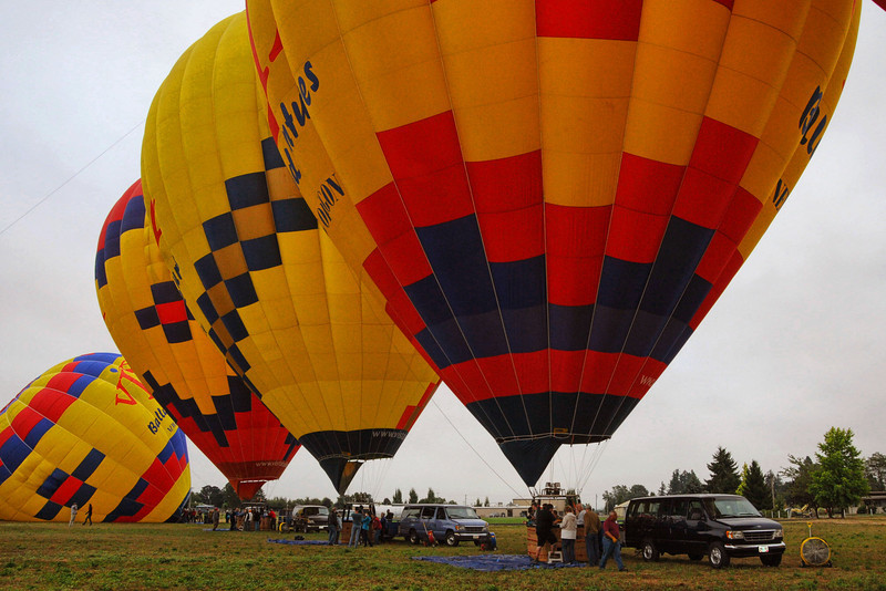 Oregon Ballooning