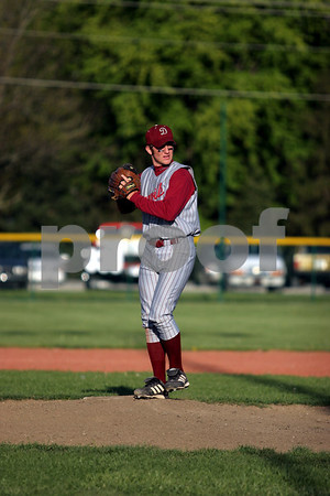 Danville v Tri-West  - Baseball