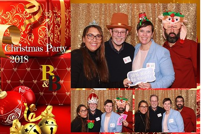 Barber & Bartz Holiday Party 2018