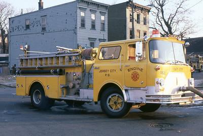Jersey City, NJ Apparatus