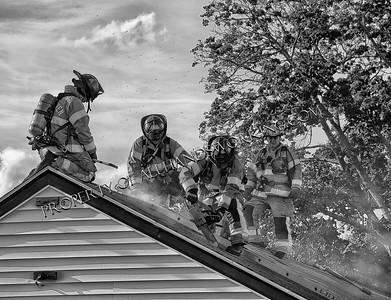West Haven Debonair Motel fire