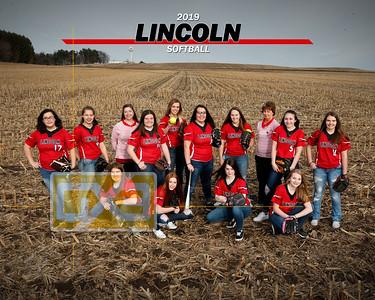 Lincoln softball SB19