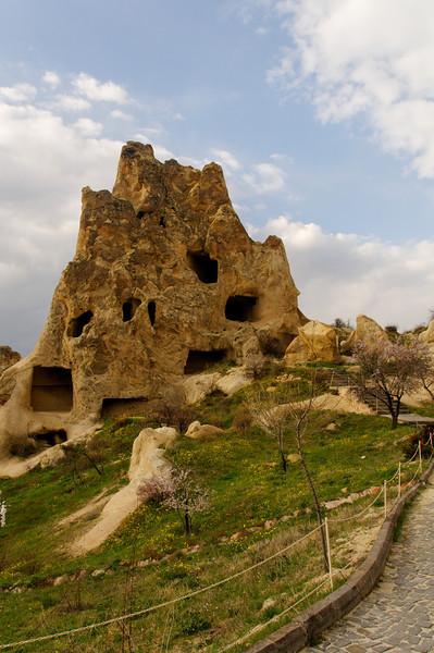 GOREME OPEN AIR MUSEUM [Cappadocia]