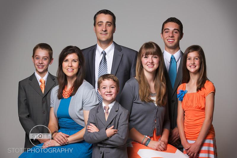 Lund Family 2013