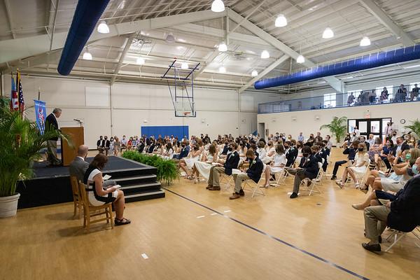 St. Michael's Graduation 2021