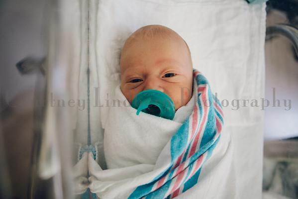 Baby Rhett William Lewis