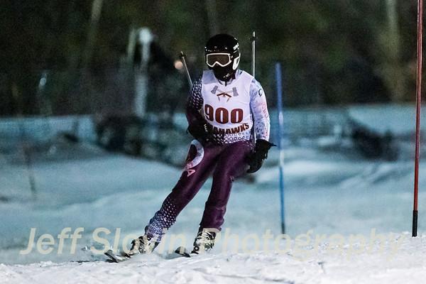 Winter 2021 Skiing