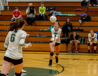 Set six: Vashon Island High School Varsity Volleyball v Chimacum 09/20/2018