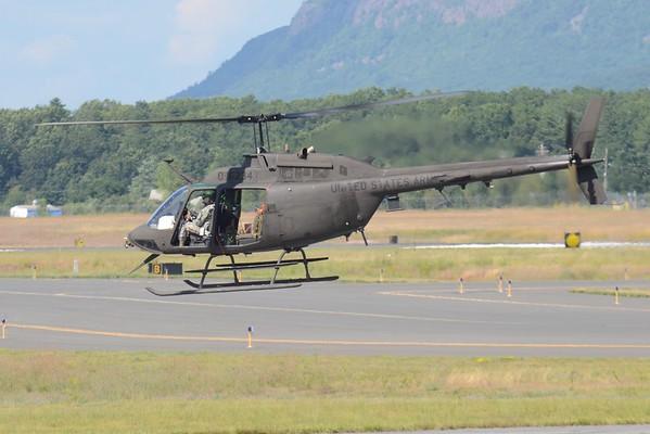 OH-58 Kiowas