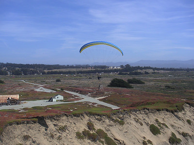 2007 Paragliding