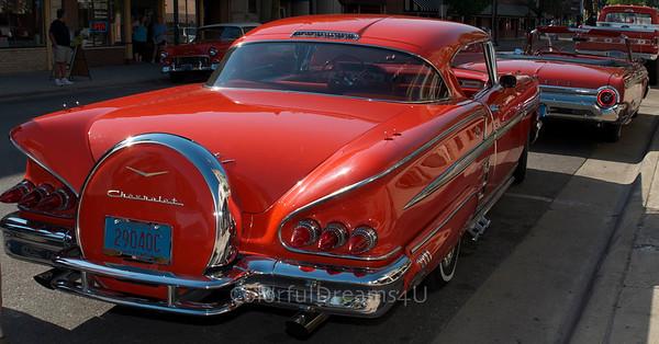 hartford's Classic Car Show June 2012