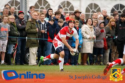 Match 9 - St Joseph's v Solihull