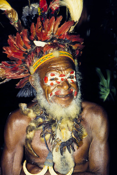 Minj, Papua New Guinea 1996