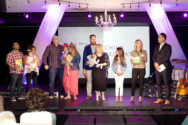2018-05-13 Weekend Services, Mother's Day and Child Dedications