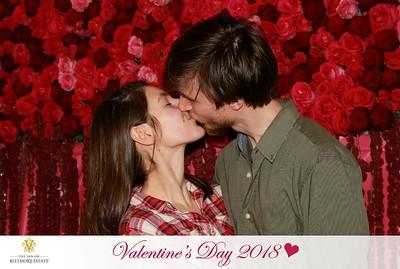 Valentine's Day @ The Inn on Biltmore Estate 02.14.2018