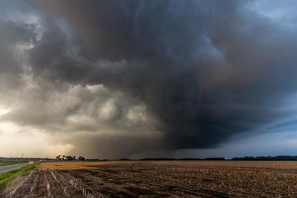 May 25, 2016 - Solomon/Abilene/Chapman, KS Tornado