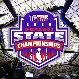 Cheer State Championships 2020
