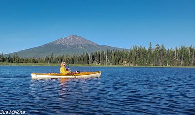 07-16-2020 Hosmer Lake Kayak