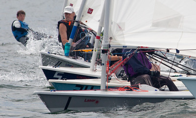 True Blue Laser Regatta