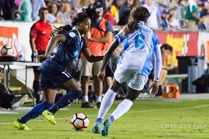 NWSL Regular Season - NC Courage vs Orlando Pride