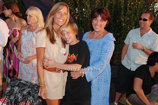 Summer Strauch, Taylor Mackall and Kristin Biorn