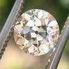 1.04ct Old European Cut Diamond GIA K VS1 3