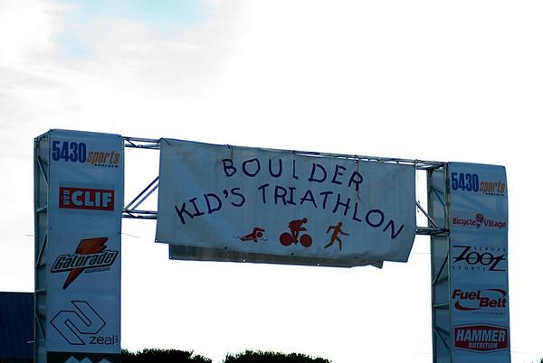 Dax - Boulder Triathlon 2008