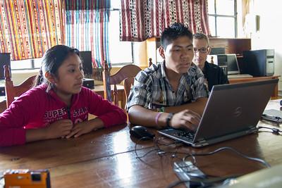Field trip Guatemala