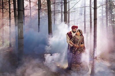 Kiran & Paramveer Wedding